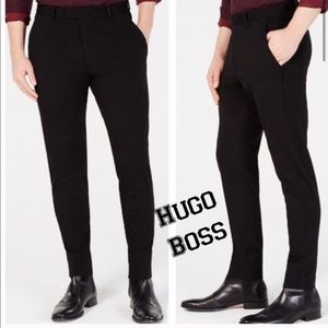 HUGO Hugo Boss Men's Slim - Fit BlackSol…